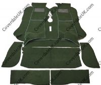 Triumph TR7 DHC 1979 to 1981 Carpet Set - Blenheim Range